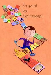 En avant les expressions ! N°2 (A) | Boucher, Michel (1955-....). Auteur de l'animation