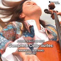 Six suites pour violoncelle seul BWV 1007-1012 / Johann Sebastian Bach | Bach, Johann Sebastian (1685-1750). Compositeur. Comp.
