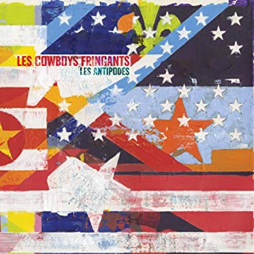 Les antipodes / Cowboys Fringants (Les) | Cowboys Fringants (Les). Musicien. Ens. voc. & instr.