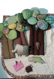 Machin (Le) : Raconte-tapis | Hammam, Eric