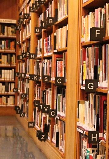 Indexation et cotation de livres |
